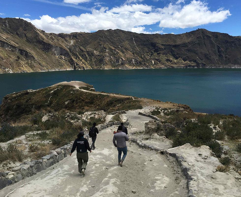 I Congreso Nacional de Geografía del Ecuador – Territorios en transición: transformaciones de la geografía del Ecuador en el siglo XXI