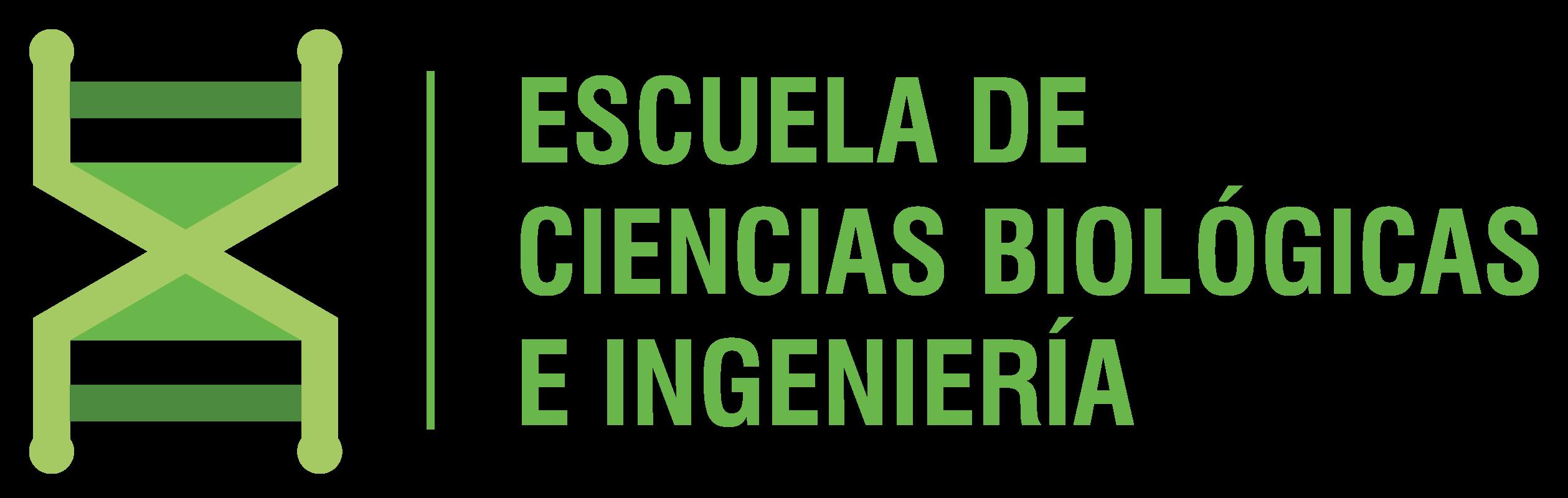 ESCUELA DE CIENCIAS BIOLÓGICAS E INGENIERÍA
