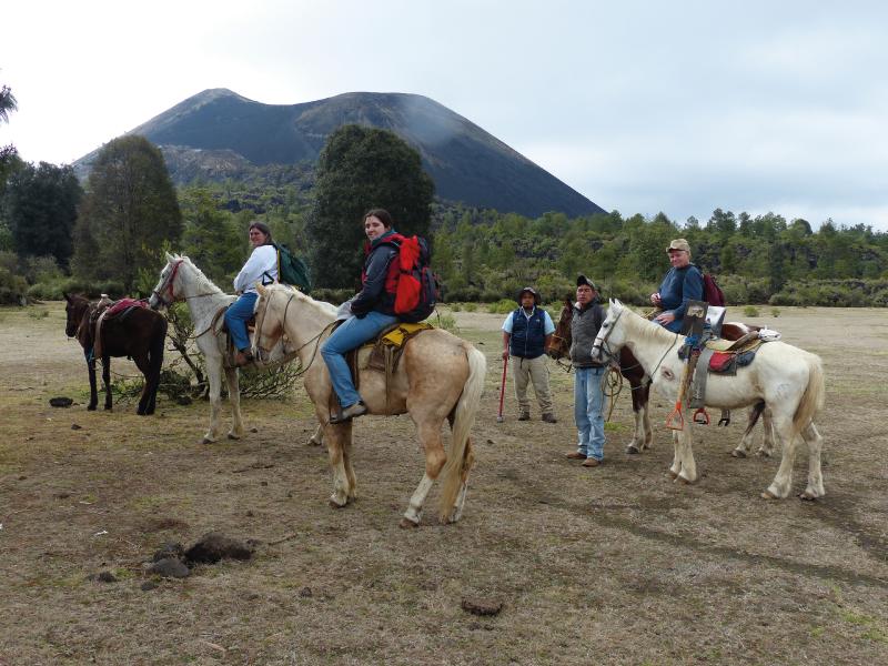 Paricutin: the volcano born in a Mexican cornfield