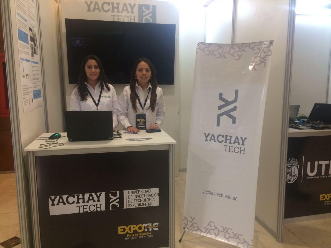 Water-Y in ExpoTic Fair