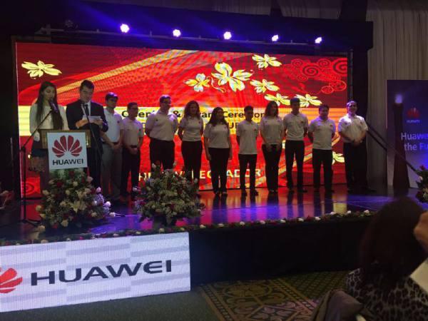Yachay Tech Student wins Huawei contest