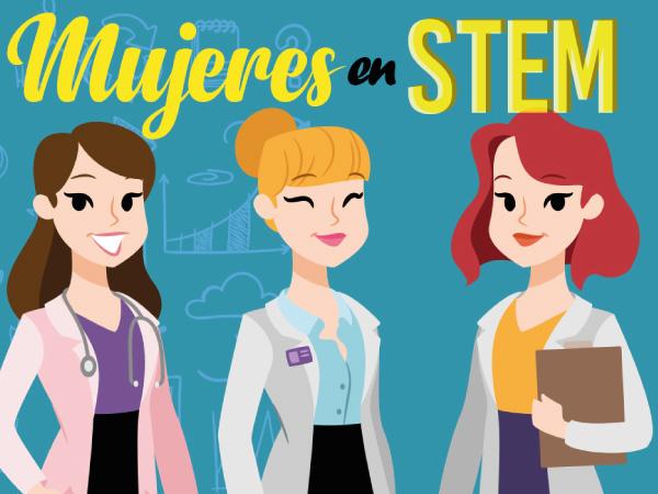 """Simposio """"Mujeres en la Ciencia, la Tecnología, la Ingeniería y las Matemáticas"""""""