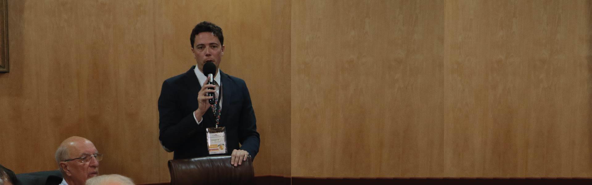 Simone Belli entregó los primeros resultados de EULAC-Focus en El Salvador