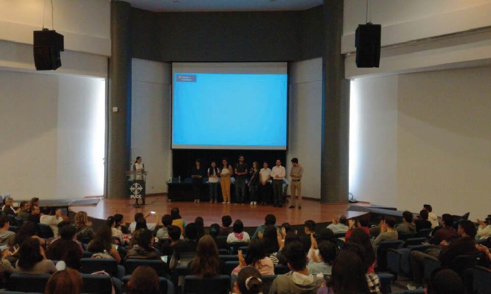 Escuela de Ciencias Biológicas e Ingeniería presenta sus logros