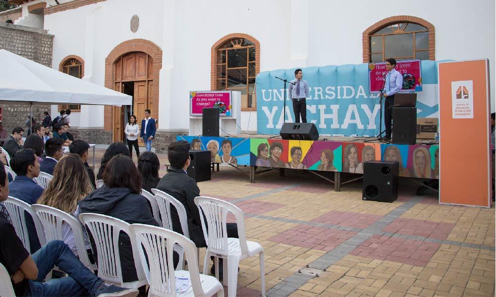 Dos ganadores en Mushuna y Hult Prize 2017