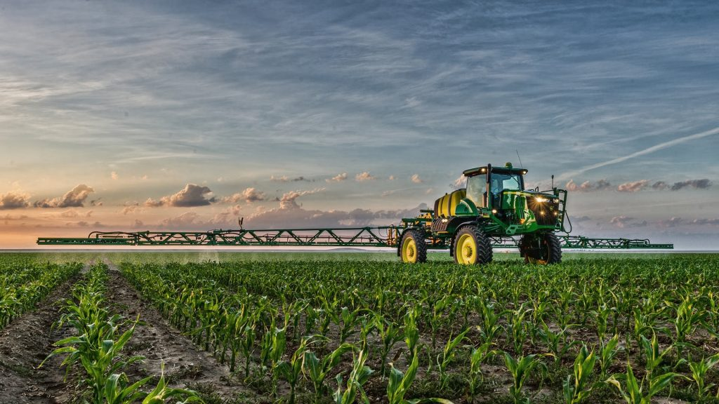 Sustainability in U.S. Agriculture: Past, Present, and Future