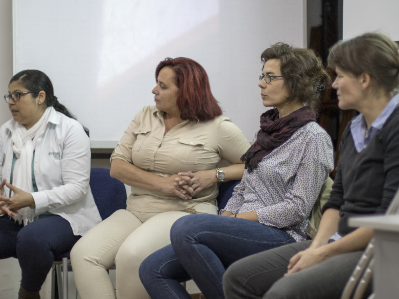 Universidad Yachay Tech Celebrated Women's Day