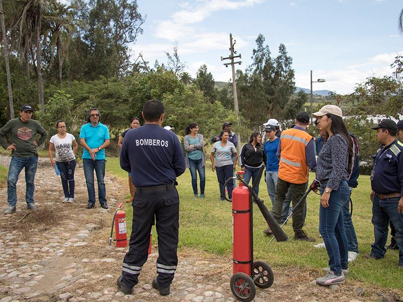 Jornadas de Seguridad en la Universidad Yachay Tech