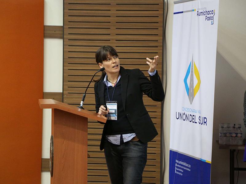 Yachay Tech presente en encuentro internacional de Ingeniería Civil