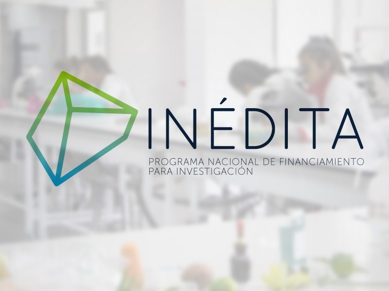 Two Yachay Tech projects receive funds from INÉDITA