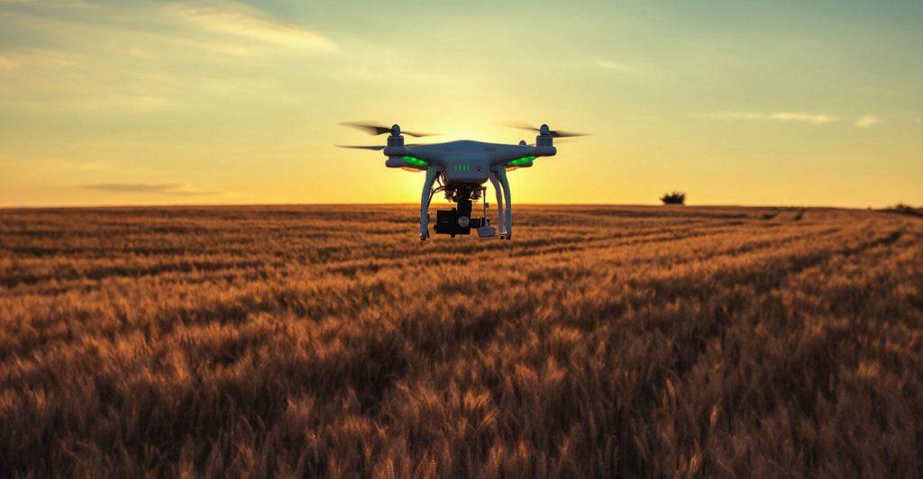 Uso de drones en aplicaciones de Ingeniería, Medio Ambiente, Educación, Arqueología (Ciencias de la Tierra)
