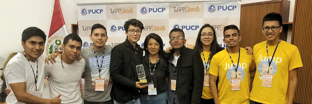 Yachay Tech students were awarded in Peru