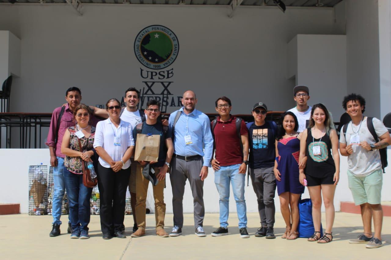 Yachay Tech será la sede de las Jornadas Nacionales de Biología 2019