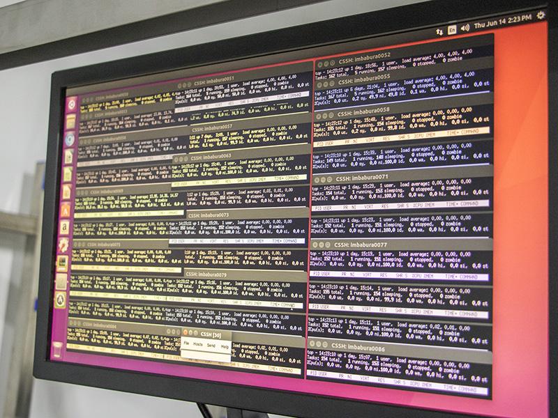El Cluster Imbabura ayudará a la Física Computacional en Yachay Tech