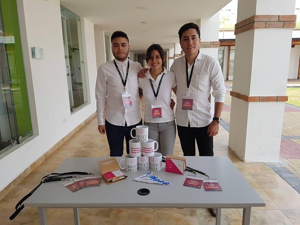 Estudiantes de Yachay Tech buscan soluciones al desempleo juvenil