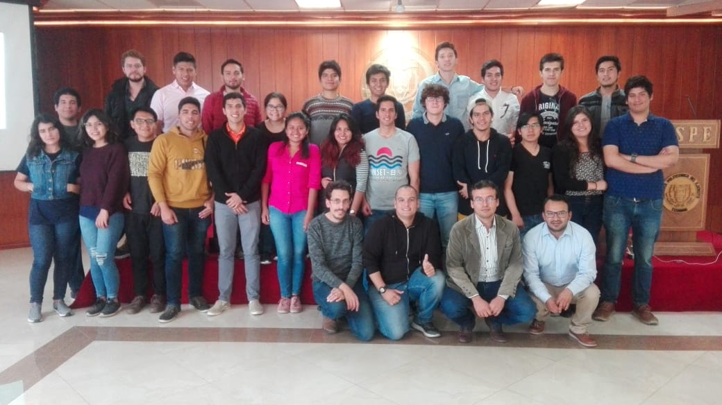 ESPE and Yachay Tech organizes Rheology workshop