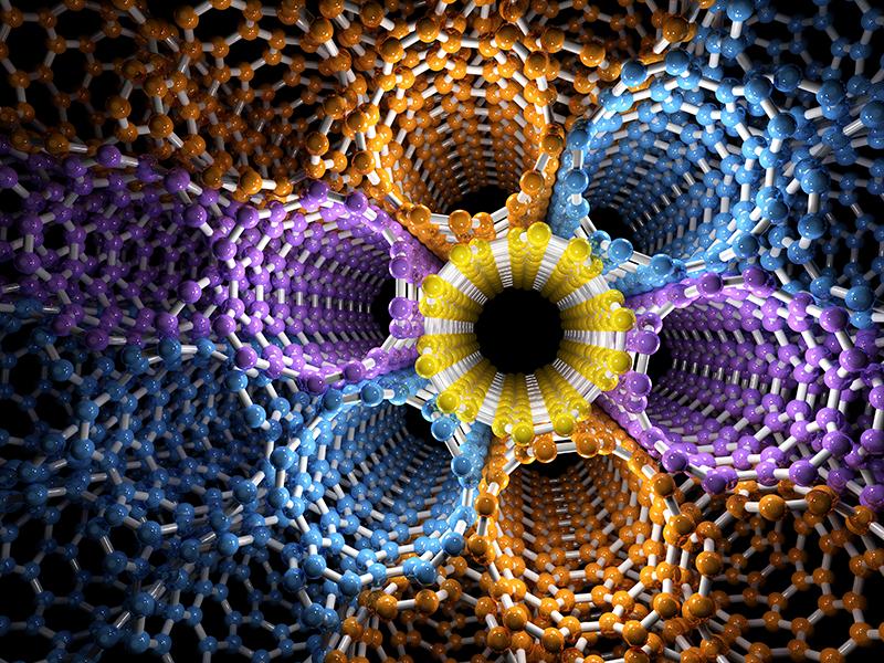 Nanoestructuras de Carbono: Química y Aplicaciones