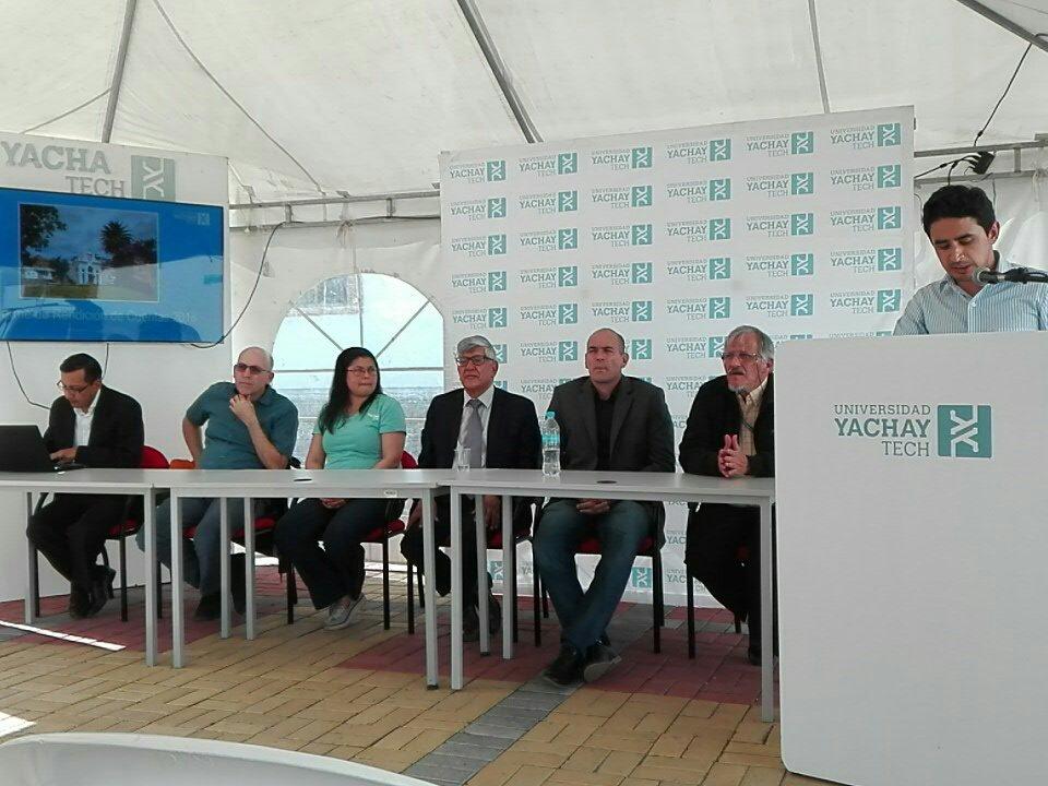 Universidad Yachay Tech presentó sus avances en el año 2018