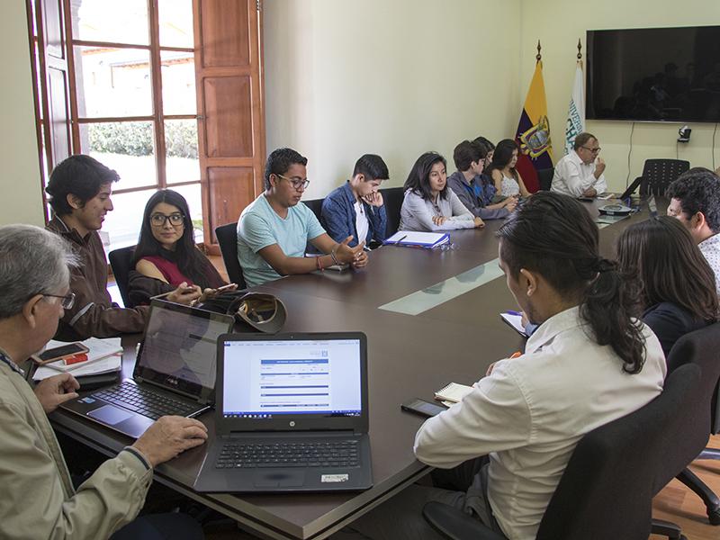 Comisión Gestora garantiza participación de representantes de estudiantes y trabajadores en la toma de decisiones