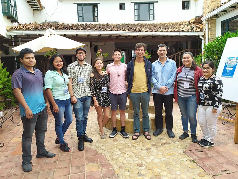 Estudiantes de Yachay Tech asisten a programa de investigación en Colombia