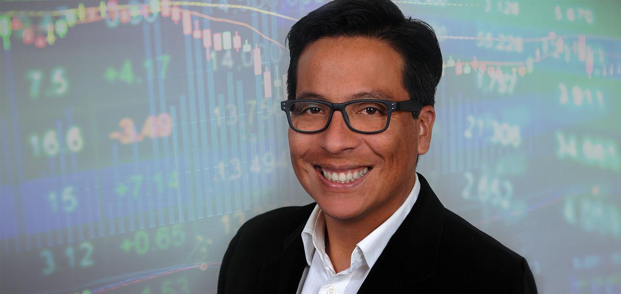 Otavaleño Hermann Mena, nuevo rector de Yachay Tech