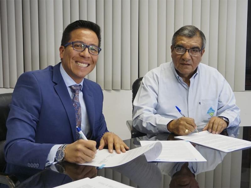 Yachay Tech e IANCEM se comprometen a trabajar por la innovación