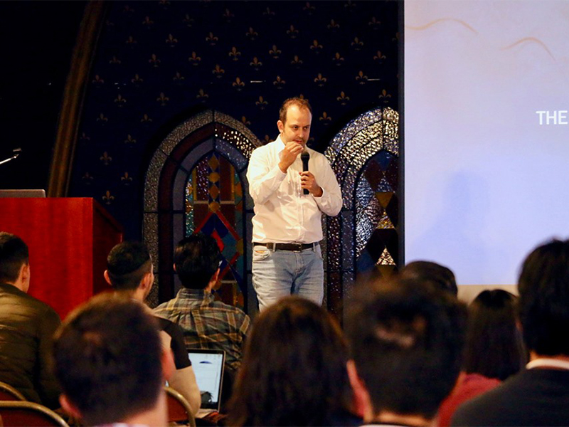 Conferences on High Energy Physics in Quito