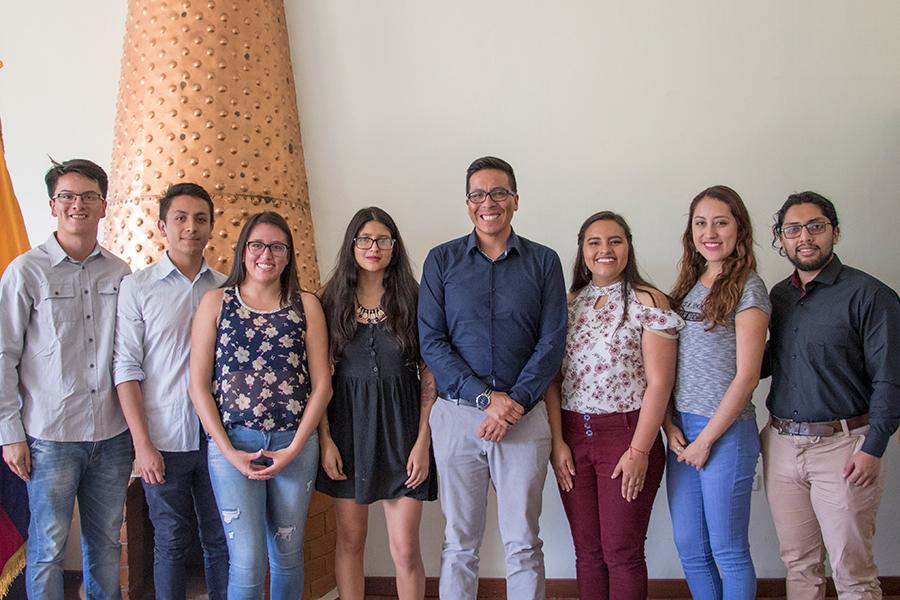 Estudiantes de Yachay Tech representarán a Ecuador en cumbre internacional