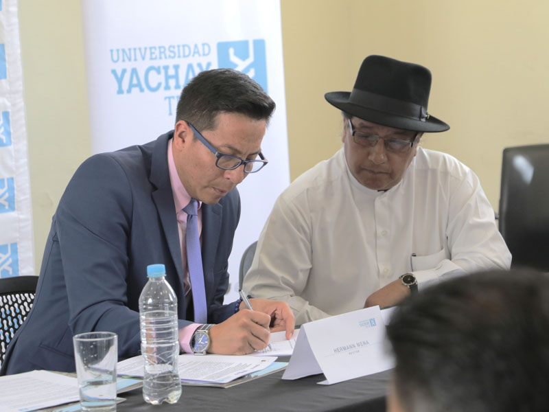 LA UNIVERSIDAD YACHAY TECH CUMPLE 6 AÑOS DE INVESTIGACIÓN Y APORTE AL DESARROLLO DEL PAÍS