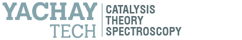 CATALYSIS THEORY SPECTROSCOPY (CATS)