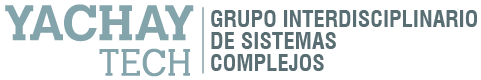 GRUPO INTERDISCIPLINARIO DE SISTEMAS COMPLEJOS (GISC)