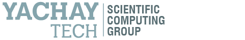 SCIENTIFIC COMPUTING GROUP (SCG)