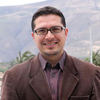 Jorge Gómez-Paredes, Ph.D. - Yachay Tech
