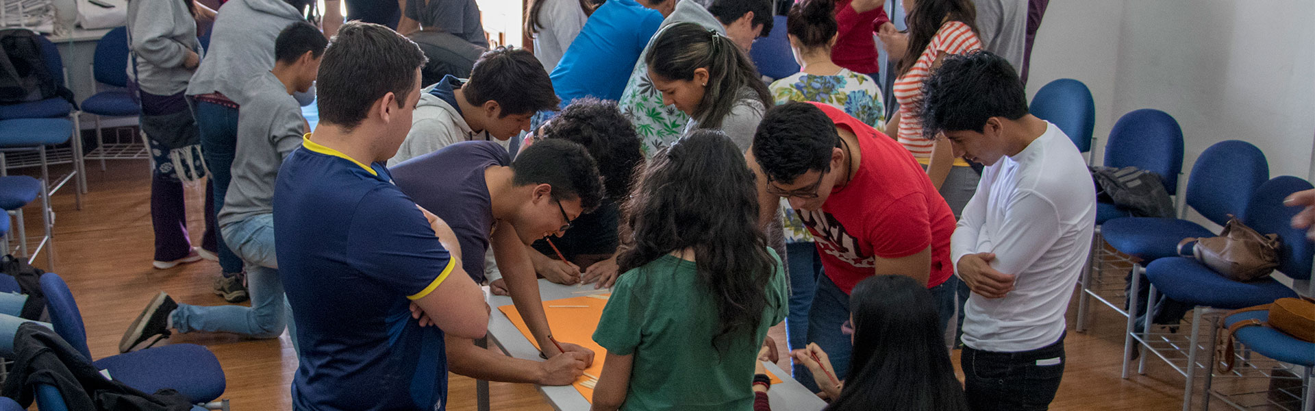 CAMINOS: Eliminando las fronteras en la educación superior